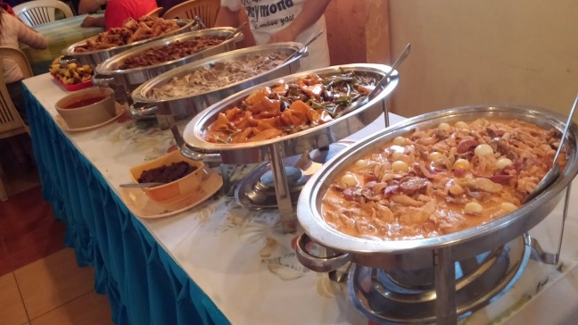 How to Celebrate Baptism | Luring's Buffet Menu