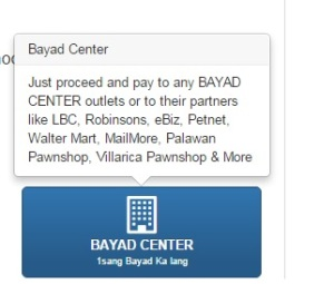 NBI Accredited Bayad Center