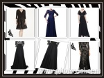 Fashion | Top 5 Mother of the Bride Black Dress Picks