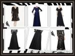 Fashion | Top 5 Mother of the Bride Black DressPicks