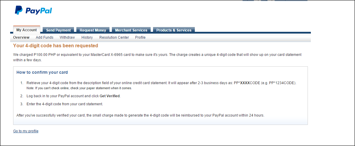 how to delete an account on paypal