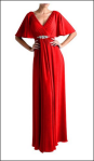 Fashion | Top Picks for Red Mother of the Bride Dress